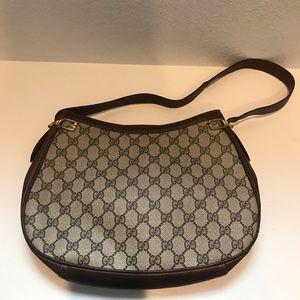 Authentic vintage Gucci bag